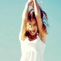 爱笑女生头像,笑得很灿烂女生头像图片