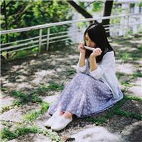 唯美日系清纯女生头像十六张
