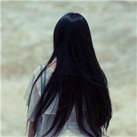 好看的长发女生背影头像大全