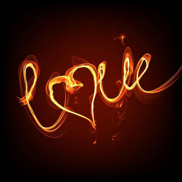 爱的火焰,火的图片素材