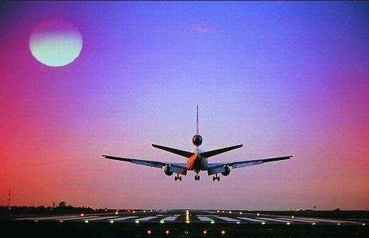 与飞机有关的好看图片
