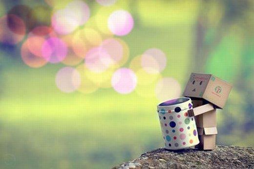 小图片可爱_我并不孤独 有你在旅途