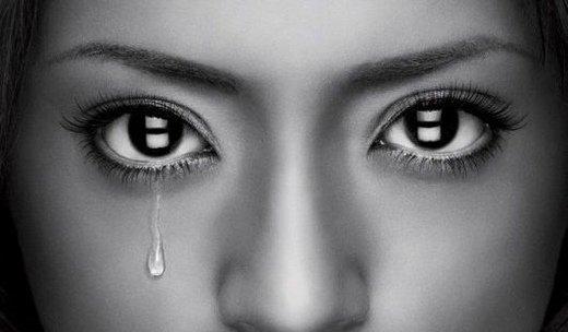 眼泪图片大全_你根本就不懂我的脆弱
