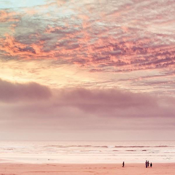 望不尽的大海美景 风景唯美图片