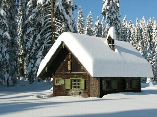 好想住这样的魔法小屋 非主流唯美图片