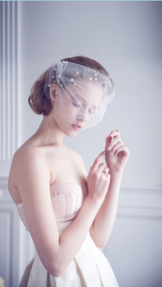 欧美漂亮性感婚纱图片