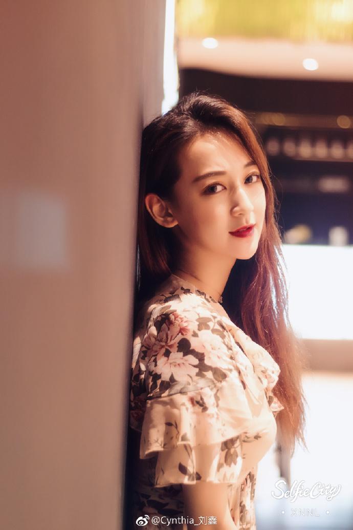 欢乐喜剧人上又看到你了小姐姐Cynthia_刘鑫