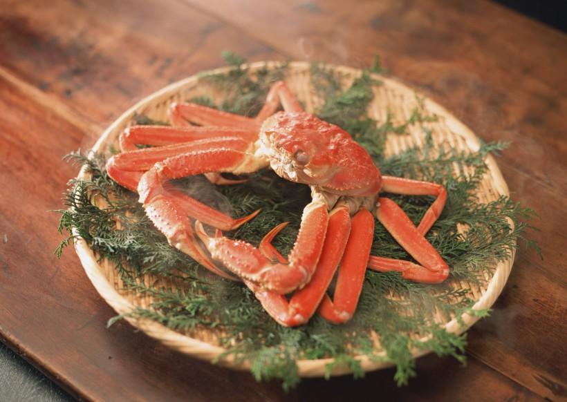 吃螃蟹的时候到了,美味的螃蟹图片大全