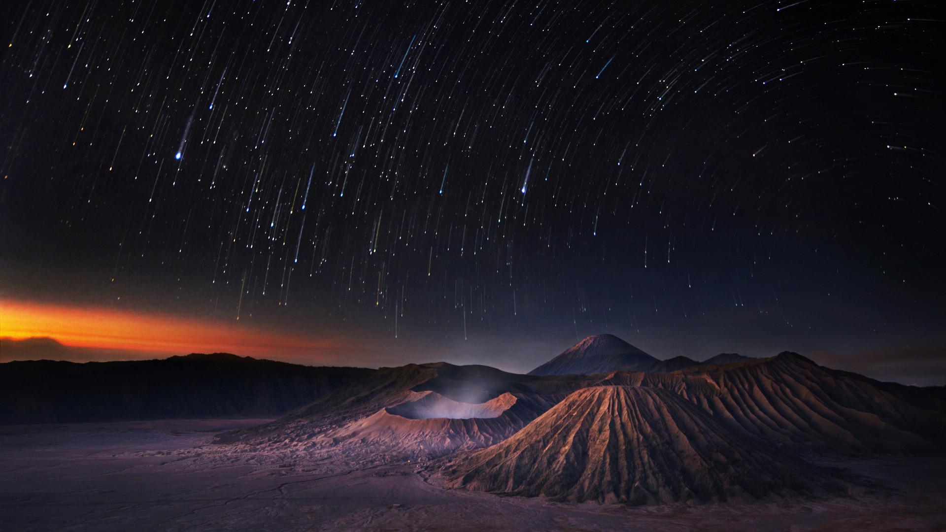 星空浪漫图片素材 炫彩宇宙星空唯美高清图片