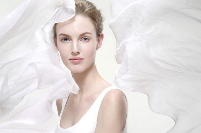 美白美肌模特欧美