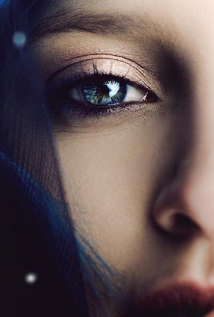 欧美性感美女静态完美的写真艺术照