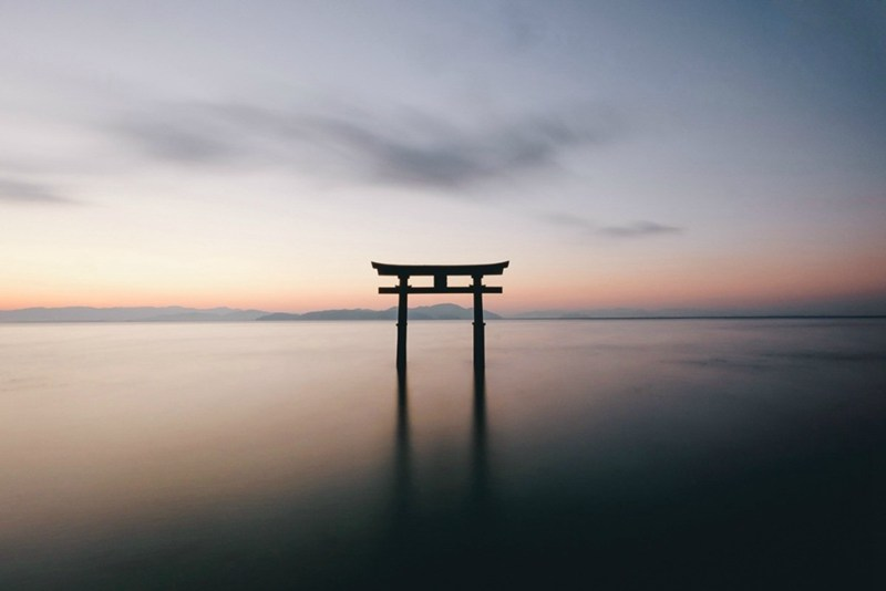 安静唯美的日本风光摄影图片