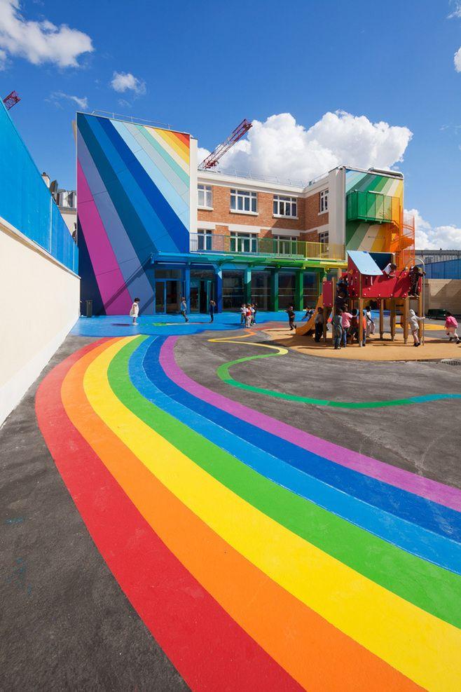 彩虹色,彩色漂亮图片大全