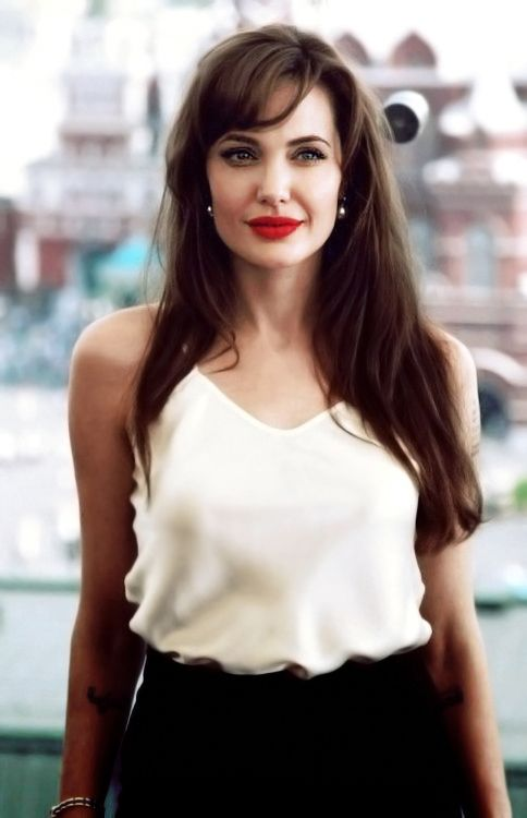 Angelina Jolie安吉丽娜·朱莉 编辑