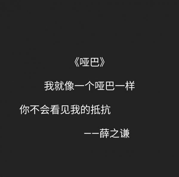 这一生最怕 听懂薛之谦的歌