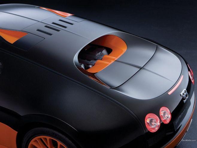 布加迪威龙超级运动Bugatti Veyron Super Sport