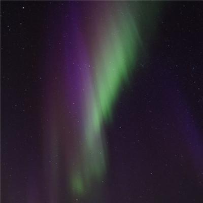 漂亮的微信头像图片 美丽绚烂的极光图片