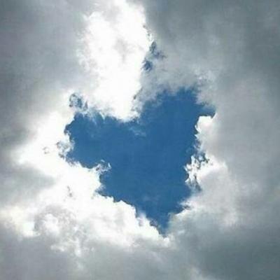 唯美的天空图片小清新大全 人生苦短自己照顾好自己