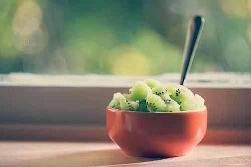 夏日甜点可爱小清新图片