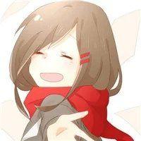 爱笑的唯美女生QQ可爱头像