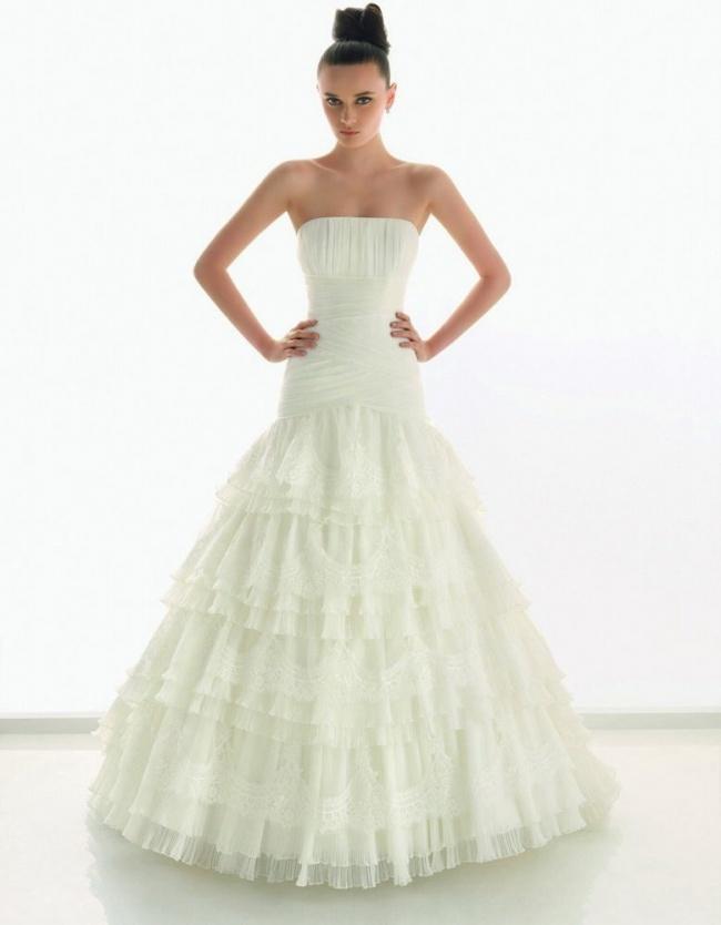欧美穿婚纱的图片,婚纱图片素材